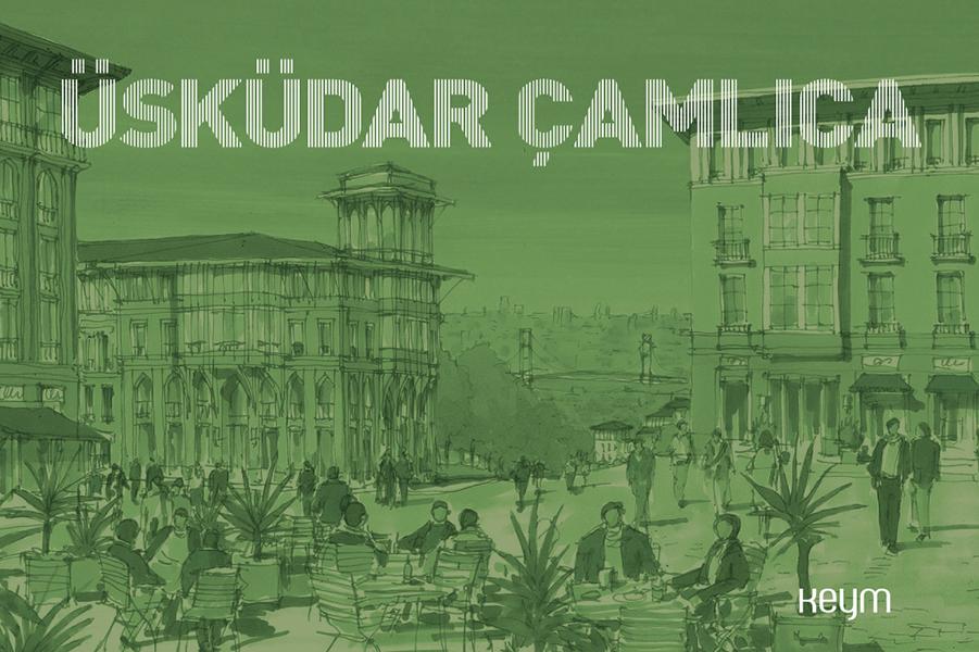 Üsküdar, Çamlıca Camii Çevresi Kentsel Yenileme Projesi