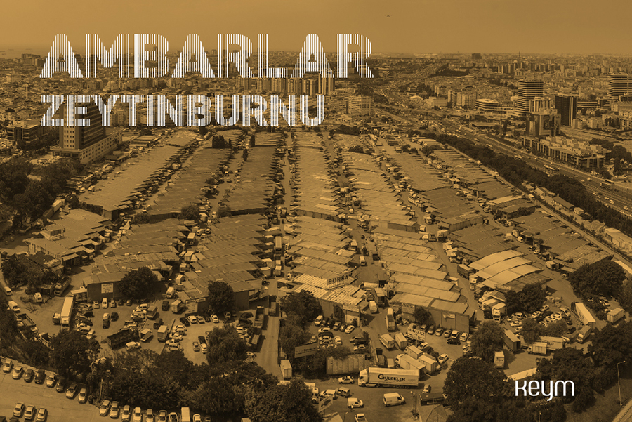 Zeytinburnu Ambarlar Urban Renewal Project