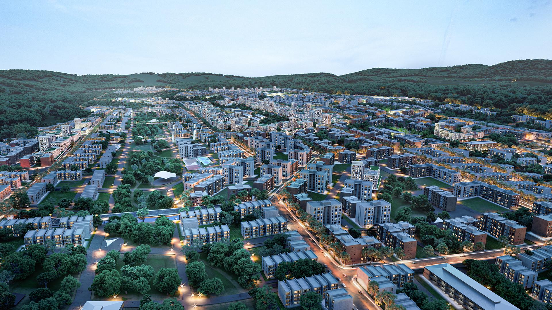 Yeni Andijan Master Plan projesi hazırlanıyor…
