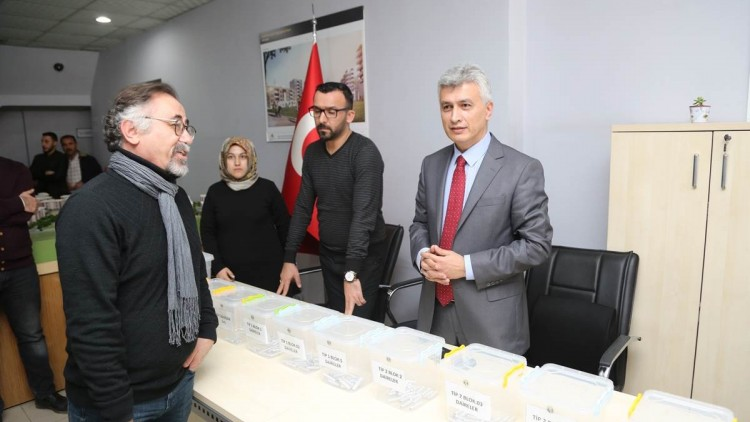The Drawing For Dirsekli Houses Of Cizre Has Been Realized