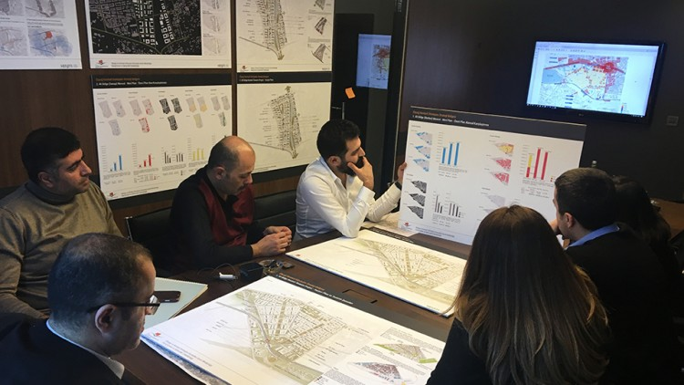 KEYM Organizes Urban Workshop Within The Scope Of Elaziğ Urban Transformation Strategy Document